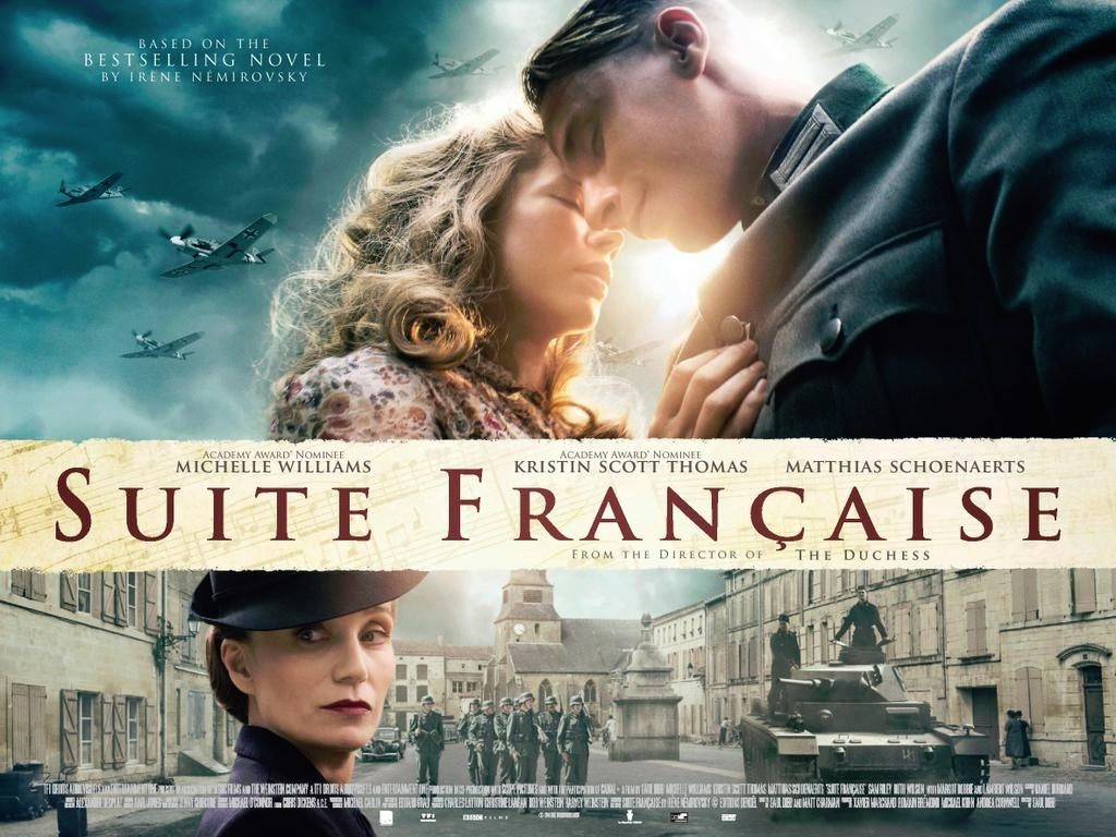 suite française Beginning in paris on the eve of the nazi occupation in 1940 suite française tells the remarkable story of men and women thrown together in circumstances.