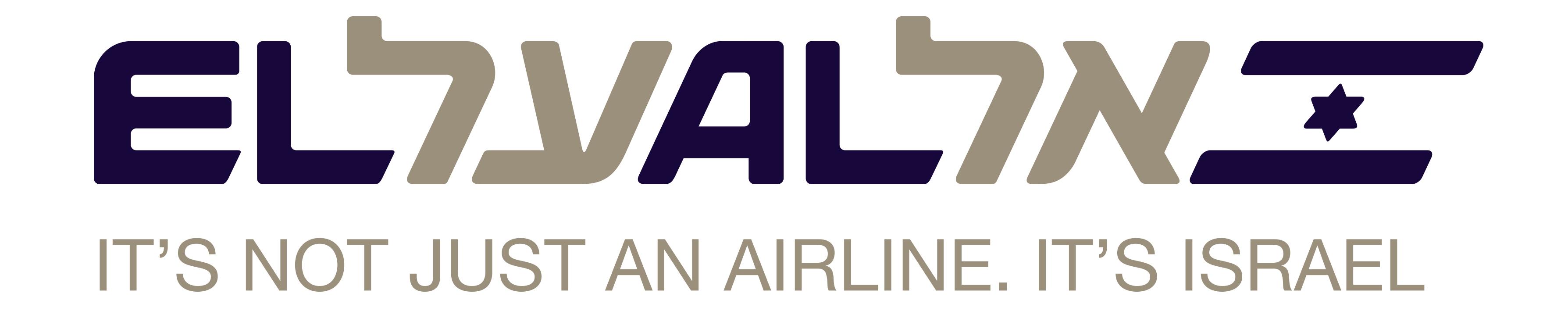 EL AL logo no wing