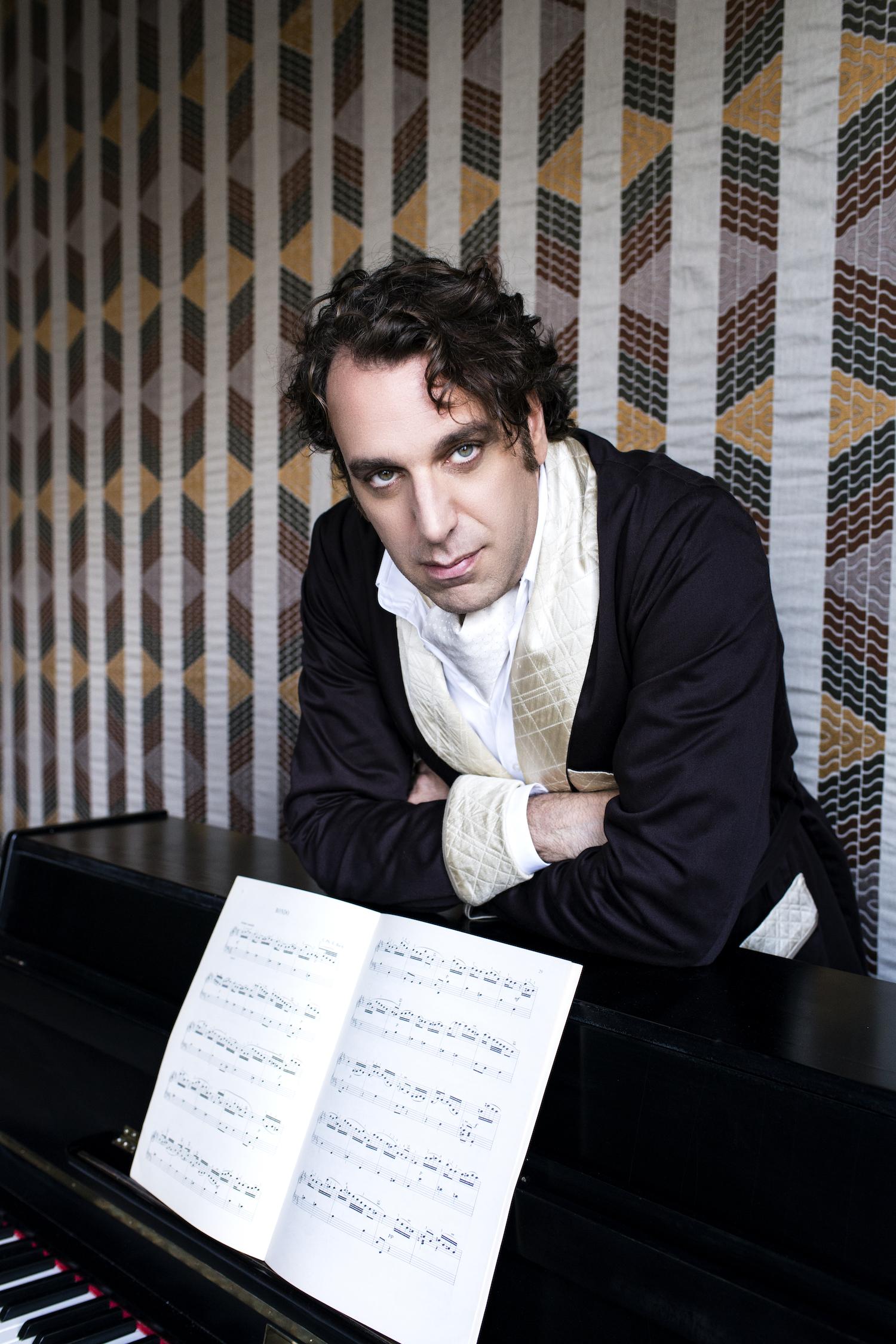Shut Up and Play the Piano - UK Jewish Film